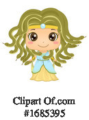 Girl Clipart #1685395 by BNP Design Studio