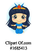 Girl Clipart #1685413 by BNP Design Studio