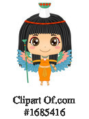 Girl Clipart #1685416 by BNP Design Studio