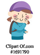 Girl Clipart #1691790 by BNP Design Studio