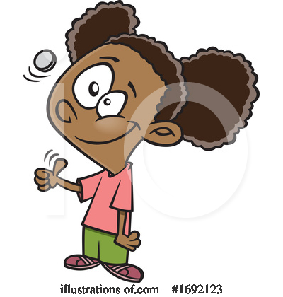 Girl Clipart #1692123 by toonaday