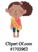 Girl Clipart #1703962 by BNP Design Studio