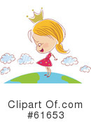 Girl Clipart #61653 by Monica