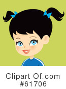 Girl Clipart #61706 by Monica