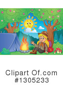 Girl Scout Clipart #1305233