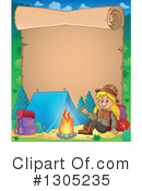 Girl Scout Clipart #1305235