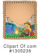Girl Scout Clipart #1305236