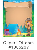 Girl Scout Clipart #1305237