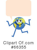 Global Character Clipart #66355
