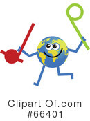 Global Character Clipart #66401