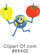 Global Character Clipart #66402