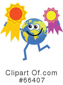 Global Character Clipart #66407