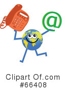 Global Character Clipart #66408