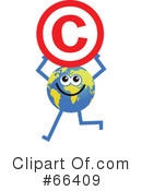 Global Character Clipart #66409