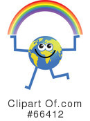 Global Character Clipart #66412