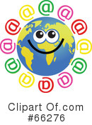 Global Face Character Clipart #66276