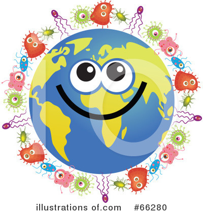 Royalty-Free (RF) Global Face Character Clipart Illustration by Prawny - Stock Sample #66280