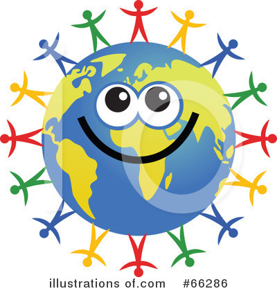 Global Face Character Clipart #66286 by Prawny