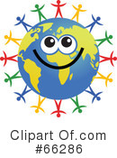 Global Face Character Clipart #66286