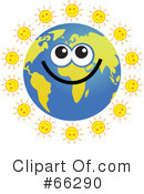 Global Face Character Clipart #66290