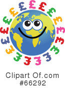 Global Face Character Clipart #66292