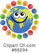Global Face Character Clipart #66294