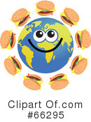 Global Face Character Clipart #66295