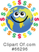 Global Face Character Clipart #66296