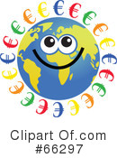 Global Face Character Clipart #66297