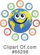 Global Face Character Clipart #66298