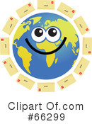 Global Face Character Clipart #66299
