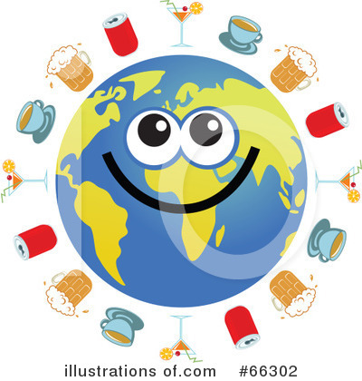 Global Face Character Clipart #66302 by Prawny