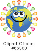 Global Face Character Clipart #66303