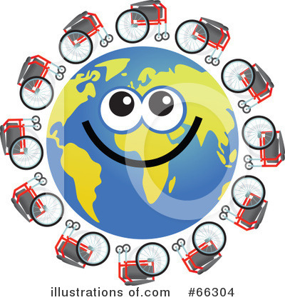 Global Face Character Clipart #66304 by Prawny