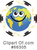 Global Face Character Clipart #66305