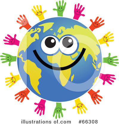 Global Face Character Clipart #66308 by Prawny
