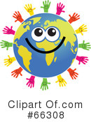 Global Face Character Clipart #66308