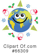 Global Face Character Clipart #66309