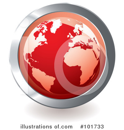 Globe Clipart #101733 by michaeltravers