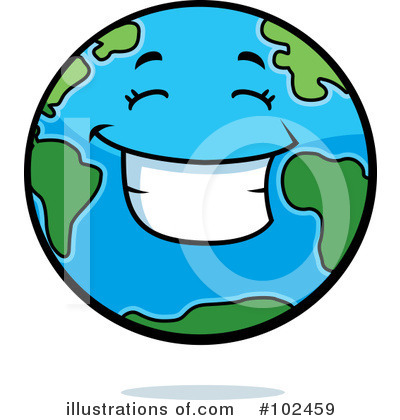 Earth Day Clipart #102459 by Cory Thoman