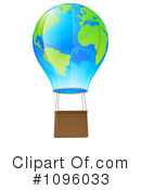Royalty-Free (RF) Globe Clipart Illustration #1096033
