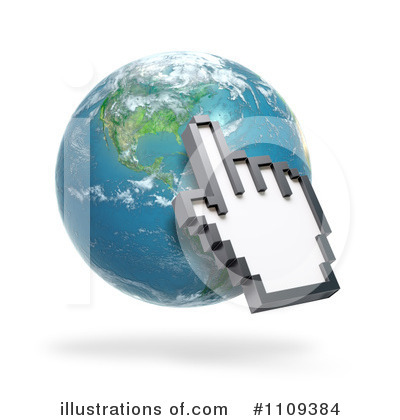 Earth Clipart #1109384 by Mopic
