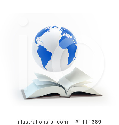 Books Clipart #1111389 by Mopic