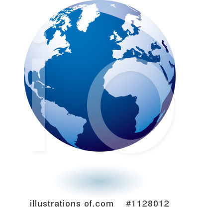 Globe Clipart #1128012 by michaeltravers
