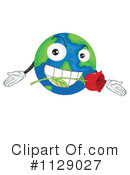 Globe Clipart #1129027 by Graphics RF