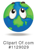 Globe Clipart #1129029 by Graphics RF