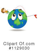 Globe Clipart #1129030 by Graphics RF