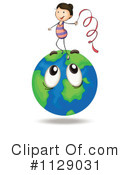 Globe Clipart #1129031 by Graphics RF