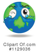 Globe Clipart #1129036 by Graphics RF