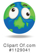 Globe Clipart #1129041 by Graphics RF